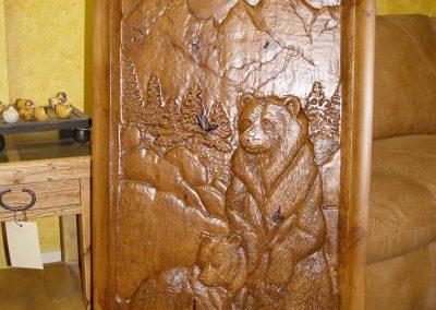 bear-door